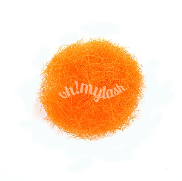 프리미엄 컬러 벌크(오렌지) BULK LASH (ORANGE)