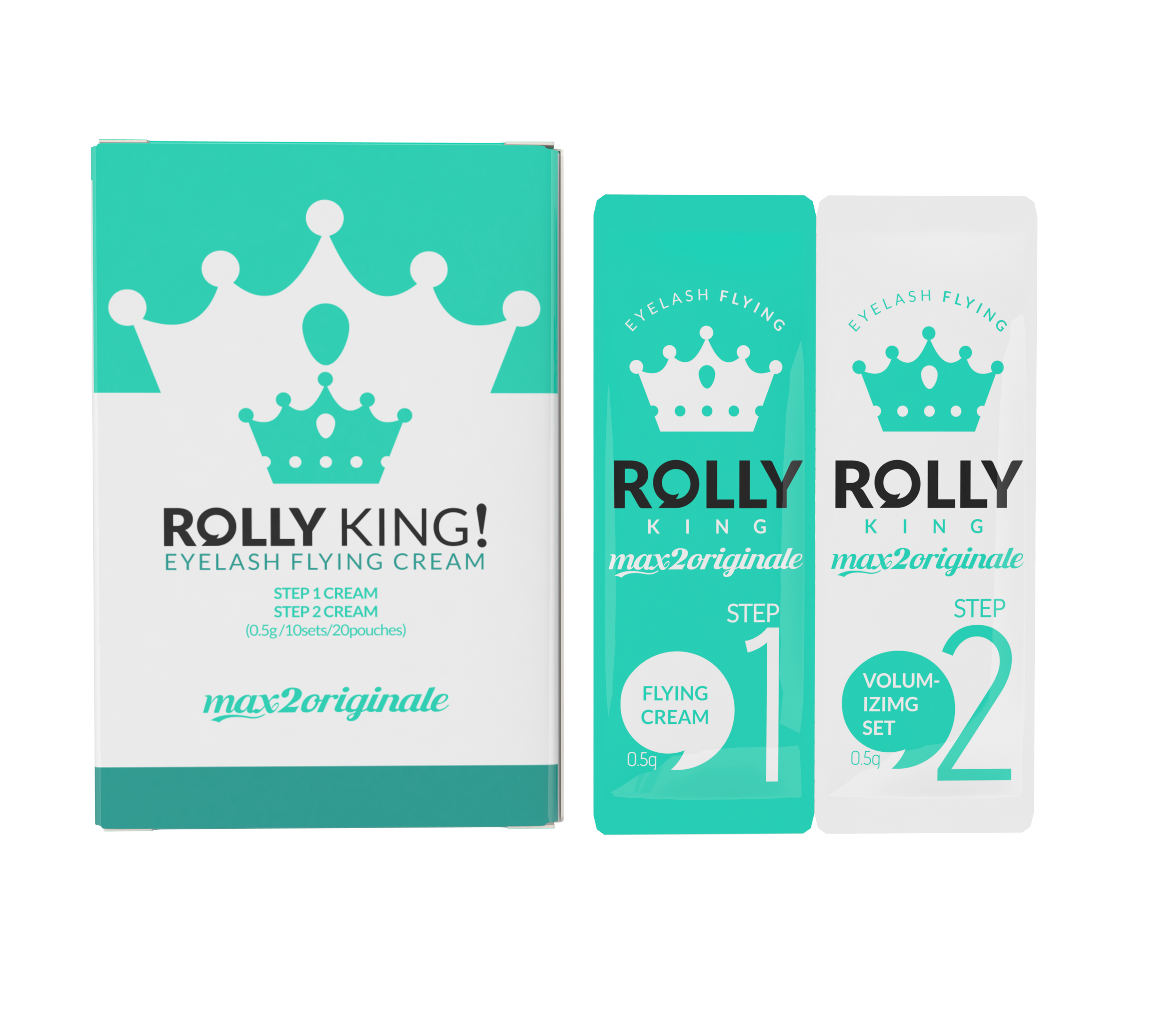 롤리킹 플라잉 크림(set) ROLLY KING FLYING CREAM
